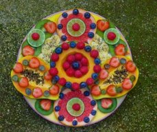 healthy mandala