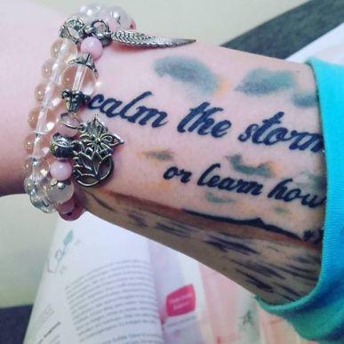 tattoo und zart